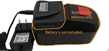 HFT 68420 Drill Master 18v Charger 68420-New 2015 Automatic System Charges 18 Volt Drillmaster Batteries 68413/69651/68287/68239/