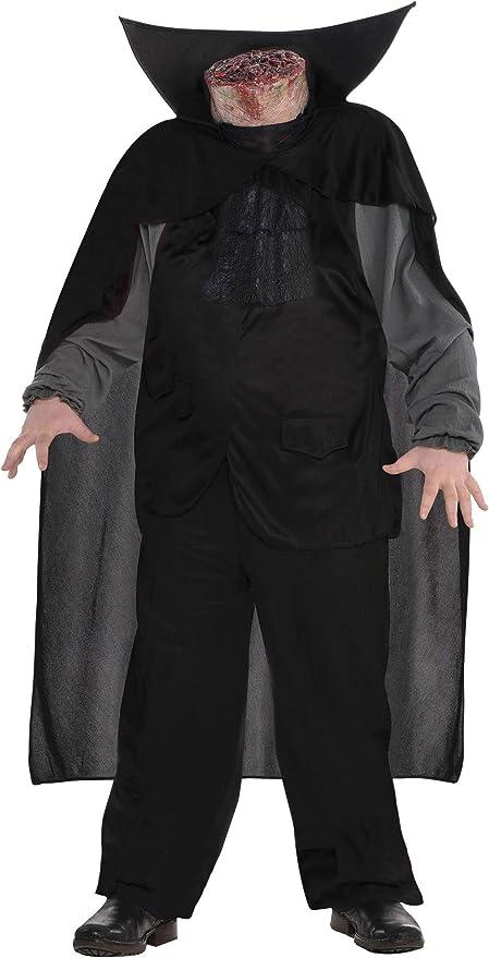 decapitated vampire halloween costume