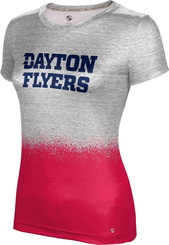 ProSphere University of Dayton Girls' Performance T-Shirt (Spray Over)