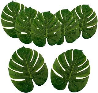 Best large faux leaves Reviews