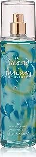 Britney Spears Island Fantasy Fragrance Mist 8 Ounce