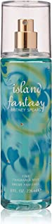 Britney Spears Island Fantasy Fragrance Mist, 8 Ounce
