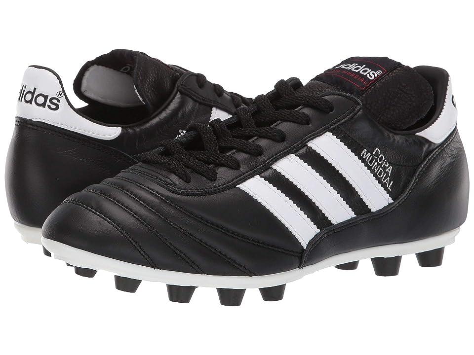 adidas Copa Mundial (Black/White) Soccer Shoes
