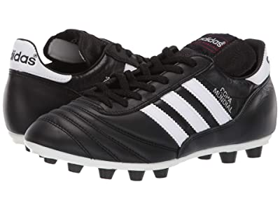 adidas Copa Mundial (Black/White) Soccer Shoes