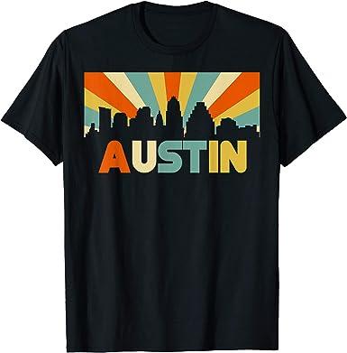Austin City Vintage T-shirt