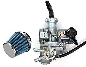 VORIPO Carburetor & Air Filter fits for Honda ATV 3-Wheeler ATC 90 ATC 110 ATC 125M