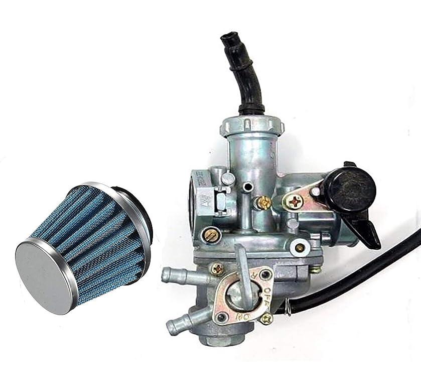 Auto-Moto Carburetor & Air Filter Fits HONDA Trail CT110 CT 110 Carb 1979-1986