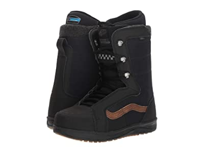 Vans Hi-Standardtm Pro (Black/Brown) Men