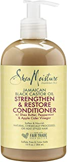 SheaMoisture Jamaican Black Castor Oil Conditioner, 13 Ounce (Packaging May Vary)