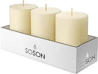 Best pillar candles 3x4 Reviews