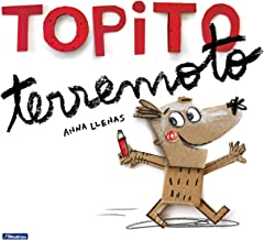 Topito terremoto / Little Mole Quake (Spanish Edition)