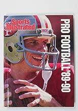 1989-90 PRO FOOTBALL SPORTS ILLUSTRATED 49ERS JOE MONTANA COVER