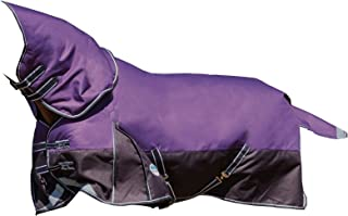Weatherbeeta Comfitec Medium/Lite Plus Dynamic Detach-a-neck Turnout Rug
