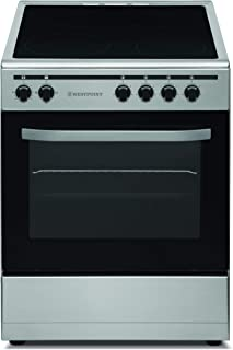 Westpoint 60 X 60 cm Ceramic Cooker, Silver - WCAM-6604E1DI