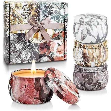 15 x Lavender//Rosemary Soy Wax Mini Jar Candles wedding//baby shower//hen Do
