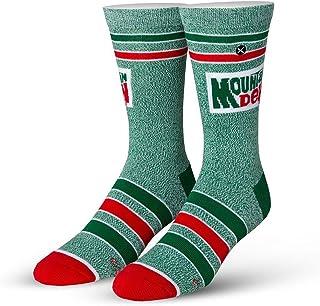 Odd Sox Men's Mountain Dew (Heather Knit)