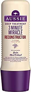 Aussie Deep Treatment 3 Minute Miracle Reconstructor Conditioner, 250ml