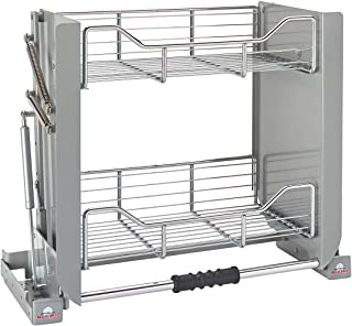 Rev-A-Shelf - 5PD-24CRN - Small Wall Cabinet Pull-Down Shelving System