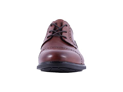 Sale Fashion Style 2018 Unisex For Sale Rockport Madson Cap Toe Tan Outlet Best Store To Get P8GwG