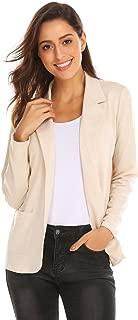 Best womens tan linen blazer Reviews