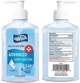 Advanced HAND SANITIZER with Aloe & Vitamin E