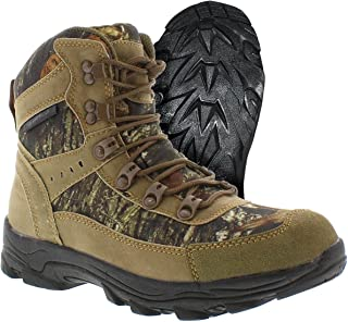 Men's Thunder Ridge Hunting Boots Size: 7.5 Mossy Oak