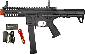 G&G CM16 ARP-9 CQB 6mm AEG Airsoft LiPo Battery & Charger Combo w/MOSFET