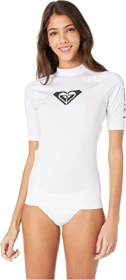 Whole Hearted Short Sleeve Rashguard