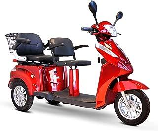 ewheels ew 66 2 passenger mobility scooter