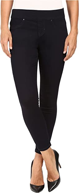 Petite Pull-On Marla Leggings in Leggings Denim in Indigo Rinse