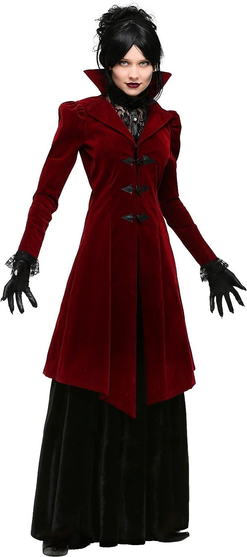 Fun Costumes Women's Plus Size Delightfully Dreadful Vampiress Fancy dress costume 5X