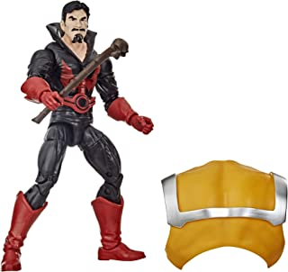 Hasbro Marvel Legends Series Deadpool Collection 6-inch Black Tom Cassidy Action Figure Toy Premium Design and 1 Accessory