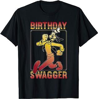 Disney Goofy Birthday Swagger T-Shirt