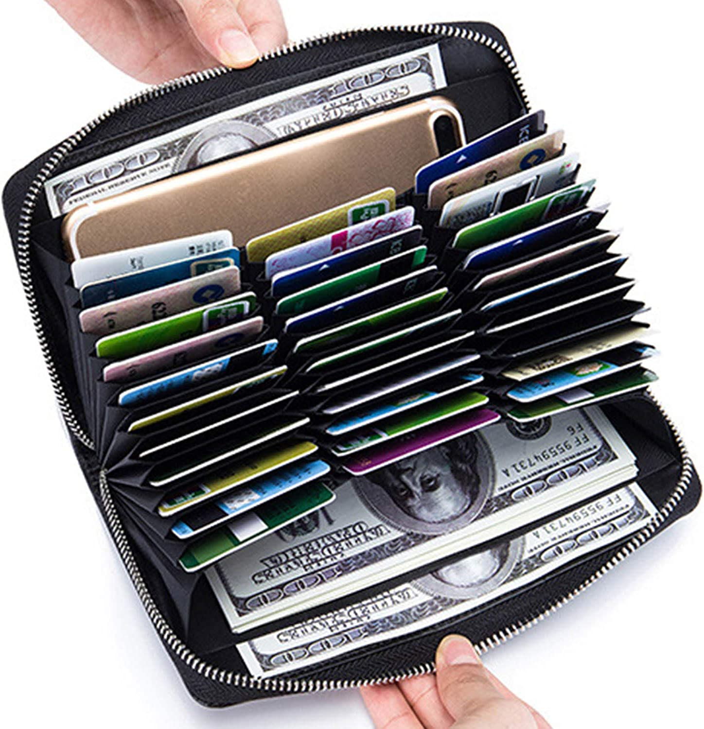 New arrival CoreLife RFID Blocking Credit OFFicial shop Card Wallet 36 Accord Slot Holder