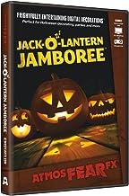 AtmosFX Jack-O'-Lantern Jamboree Digital Decorations DVD for Halloween Holiday Projection Decorating
