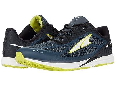 Altra Footwear Viho (Dark Slate/Lime) Men