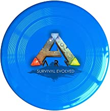 SAXON13CAP Funny Ark Survival Evolved 150g Red Toy Flying Disc