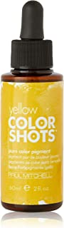 Paul Mitchell Color Shots Pure Color Pigment - Yellow by Paul Mitchell for Unisex - 2 oz Hair Color, 60 ml