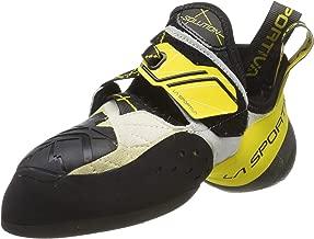 La Sportiva Solution White/Yellow Talla: 35.5