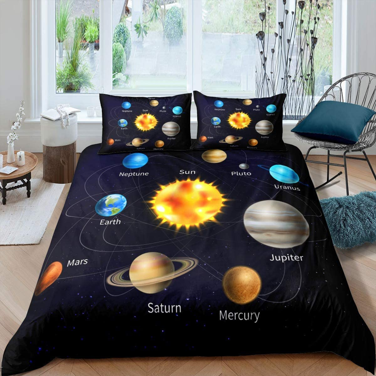 Loussiesd Cartoon Car Comforter Cover Taxi Decor Duvet Cover Colorful Theme Bedding Set Navy Blue Soft Quilt Cover for Kids Boys Girls Teens 1 Duvet Cover with 1 Pillow Case Twin Size