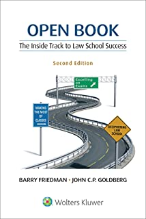 Open Book: The Inside Track to Law School Success (Academic Success Series)