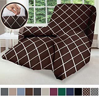 Best wingback recliner slipcover patterns Reviews