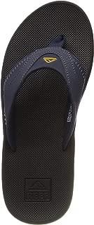 Men's Sandals Fanning Prints | Bottle Opener Flip Flops with Arch Support for Men