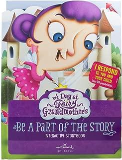Hallmark Interactive Storybook A Day at Fairy Grandmother's KOB4001