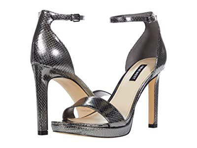 Nine West Edyn (Pewter) Women