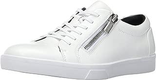 Calvin Klein Men's Ibrahim Box Leather Fashion Sneaker