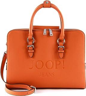 Joop! lettera josephine Handtasche lhz Farbe orange Henkeltasche Reißverschluss