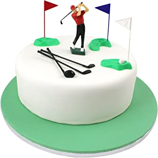 Best golf themed cake toppers Reviews