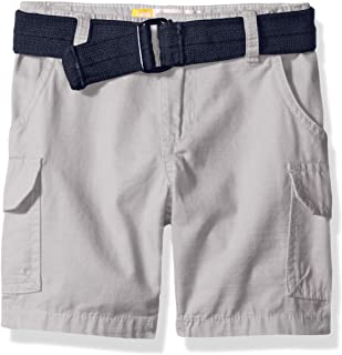 Lee Boys' Belted Ripstop Cargo Short
