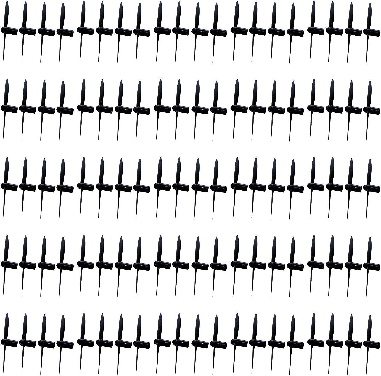 solo para ti 25 x Quantity of WLJuguetes V272 All All All negro Nano Quadcopter Propeller blade Set 32mm Propellers Blades Props Quad Drone parts - FAST FROM Orlando, Florida USA   deportes calientes